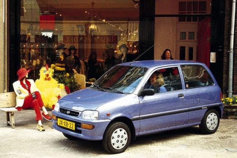 Daihatsu Cuore Life Style (1997)