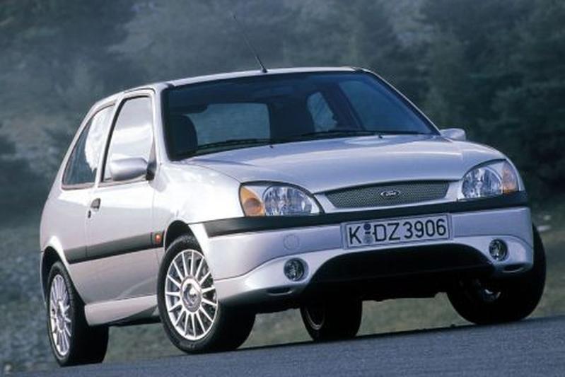 Ford Fiesta Sport 1.6 16V (2000)