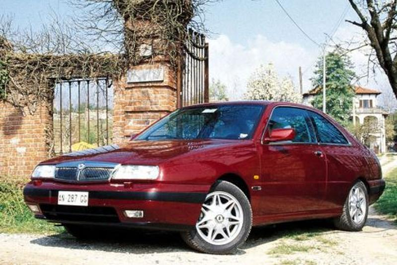 Lancia Kappa Coupé 3.0 24v V6 (1997)