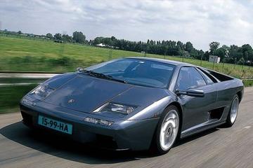 Lamborghini Diablo 6.0 (2000)
