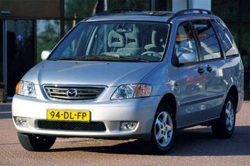 Mazda MPV 2.0 Exclusive (2000)
