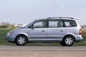 Hyundai Trajet 2.0i GLS (2000)
