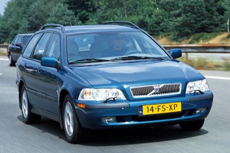 Volvo V40 1.9D 115pk (2000)