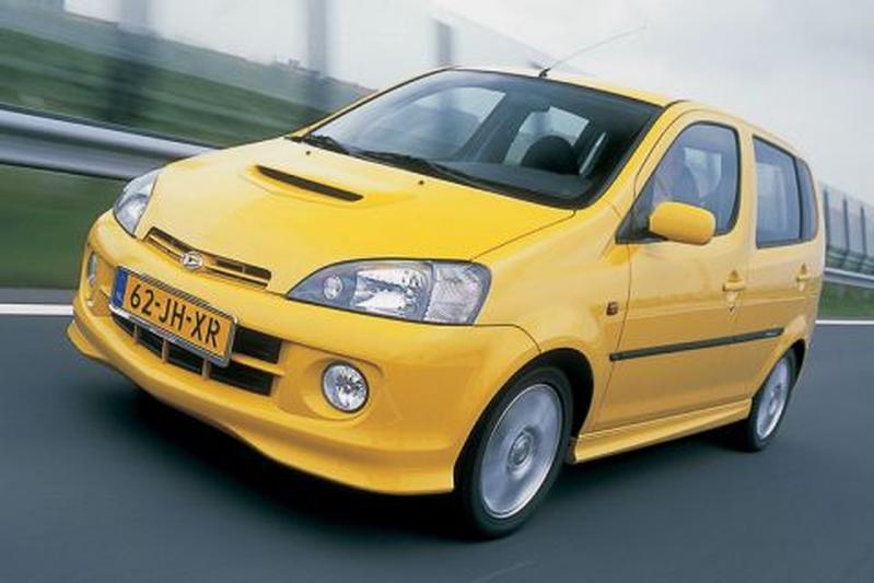 Daihatsu Young RV 1.3 16V Turbo (2002)