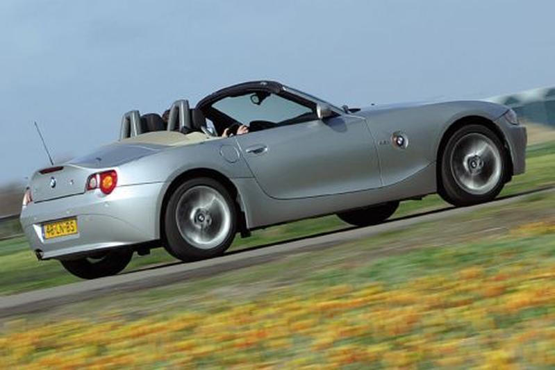 BMW Z4 Roadster 2.5i S (2003)