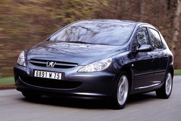 Peugeot 307 HDI en 206 1.4 16V