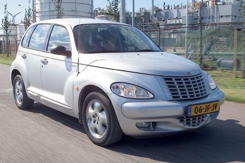 Chrysler PT Cruiser 2.2 CRD Limited (2002)