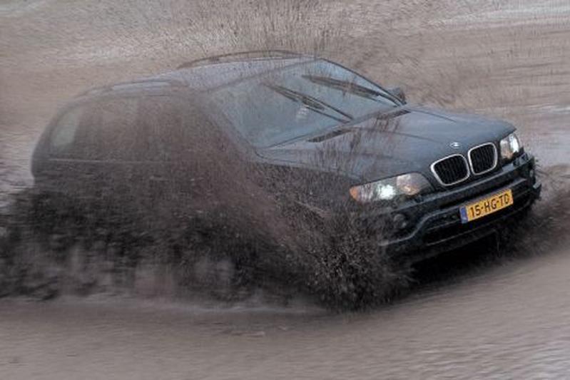 BMW X5 3.0d Executive (2002)