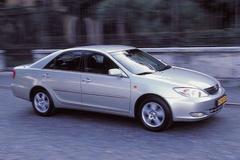 Toyota Camry 2.4 16v VVT-i Linea Sol