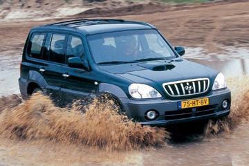 Hyundai Terracan 2.9 CRDI Executive (2002)