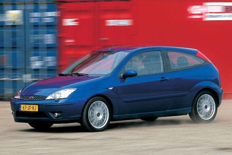 Ford Focus 2.0 16V ST170 (2002)
