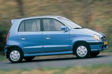 Hyundai Atos Spirit 1.0i SLX (2002)