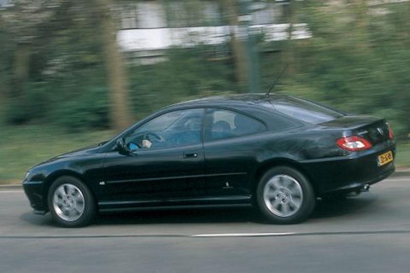 Peugeot 406 Coupé 2.2-16V (2002)