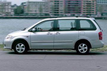 Mazda MPV 2.3 Exclusive (2002)