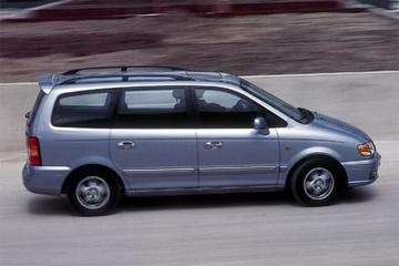 Hyundai Trajet 2.0 CRDi GLS (2001)