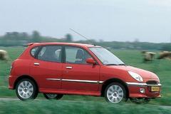 Daihatsu Sirion 1.3-16V VTi Tiptronic