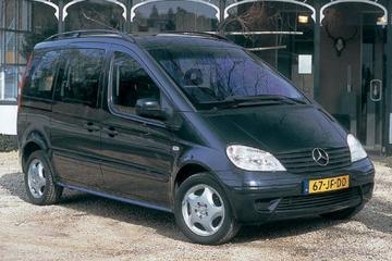 Mercedes-Benz Vaneo 1.6 Ambiente (2002)