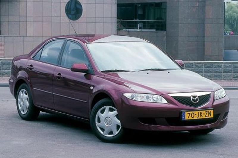 Mazda 6 2.0 Touring (2002)