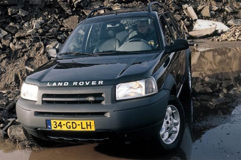 Land Rover Freelander Station Wagon 2.5i V6 ES (2001)