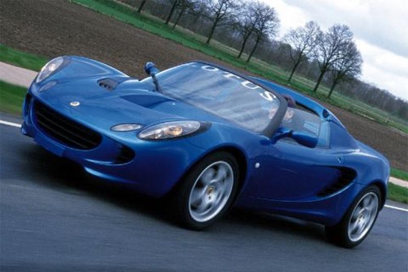 Lotus Elise 122 S2 (2001)