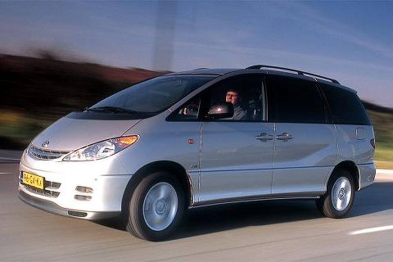 Toyota Previa 2.0 D4-D Linea Sol (2001)