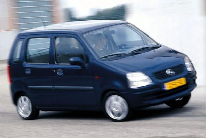 Opel Agila 1.0 12V Comfort (2001)