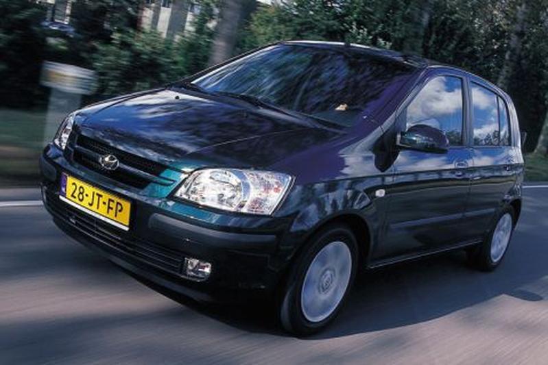 Hyundai Getz 1.3 GLS (2003)