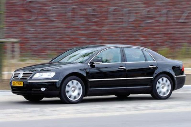 Volkswagen Phaeton 3.2 V6 (2003)