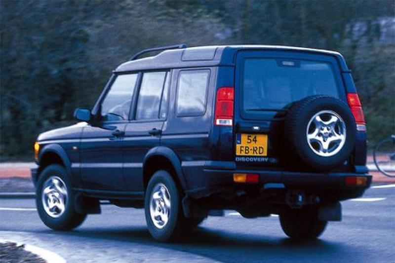 Land Rover Discovery V8i ES (2001)