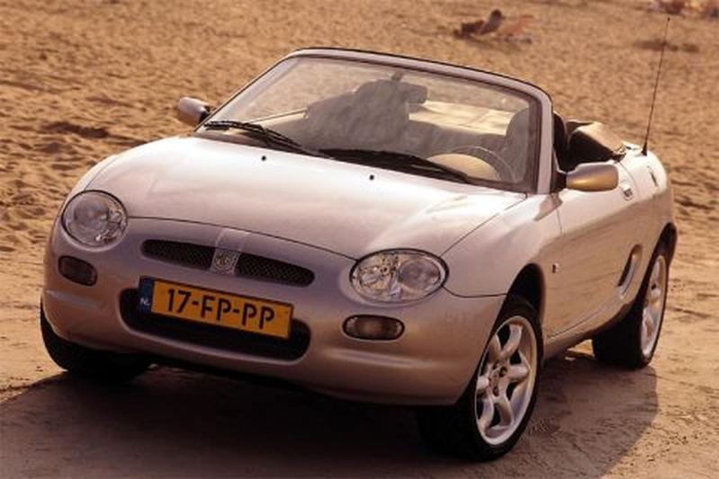 MG F 1.8i Stepspeed (2001)