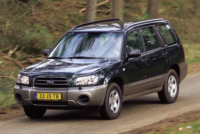 Subaru Forester 2.0 X (2003)