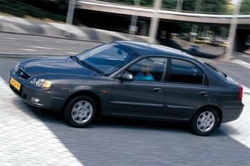 Kia Shuma 1.6 LS (2001)