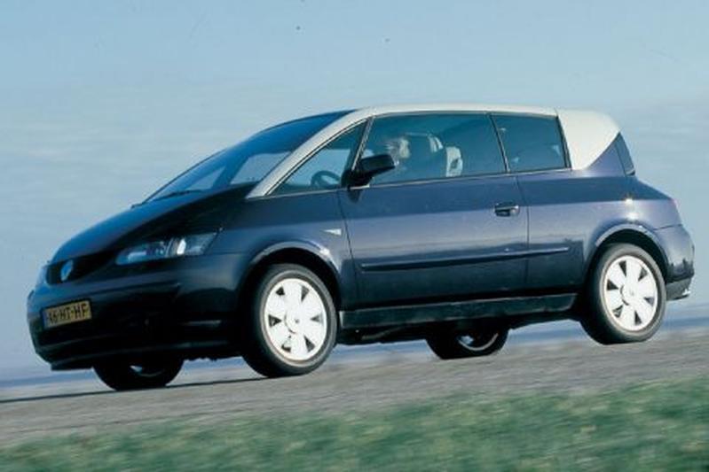 Klokje rond - Renault Avantime