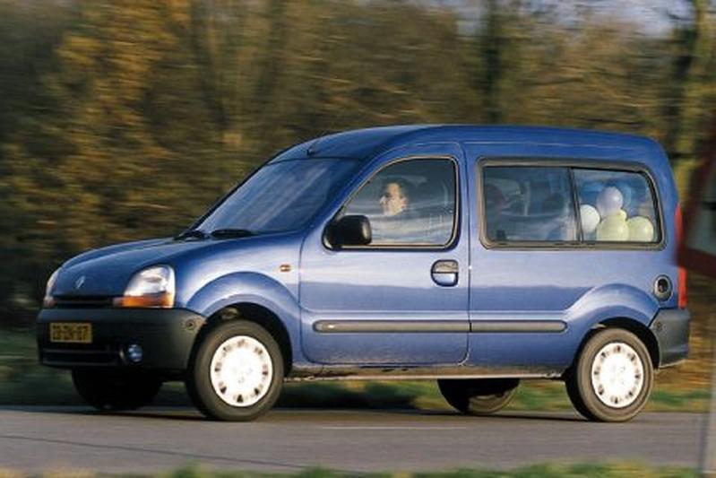Renault Kangoo RTE 1.4 (2000)