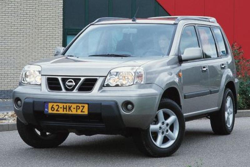Nissan X-Trail 2.0 Sport (2002)