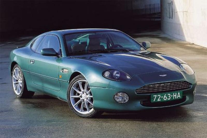 Aston Martin DB7 Vantage (2000)