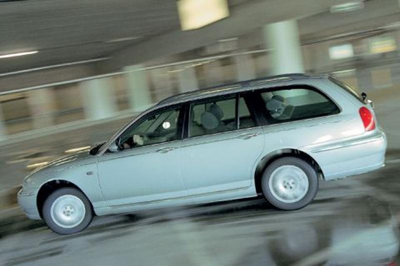 Rover 75 Tourer 2.0 CDT Club (2002)