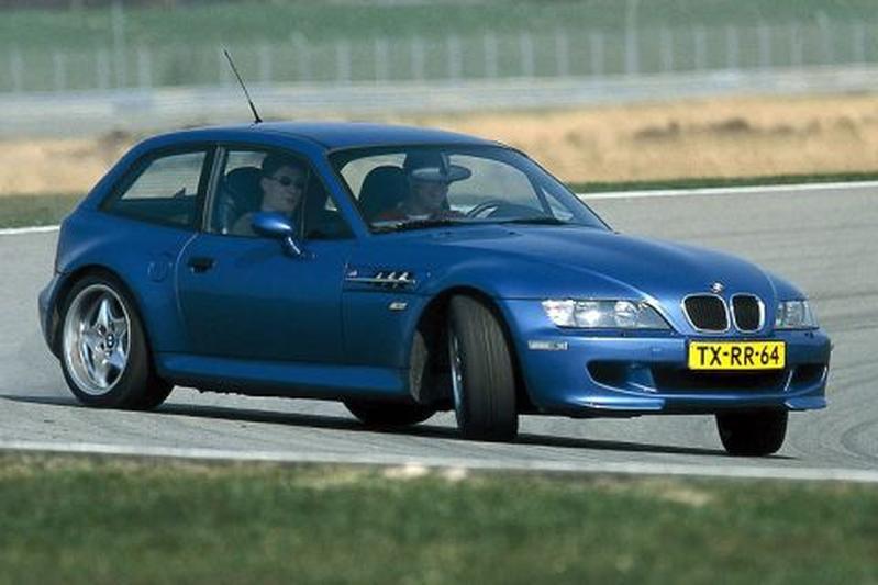 BMW Z3 M Coupé (2000)