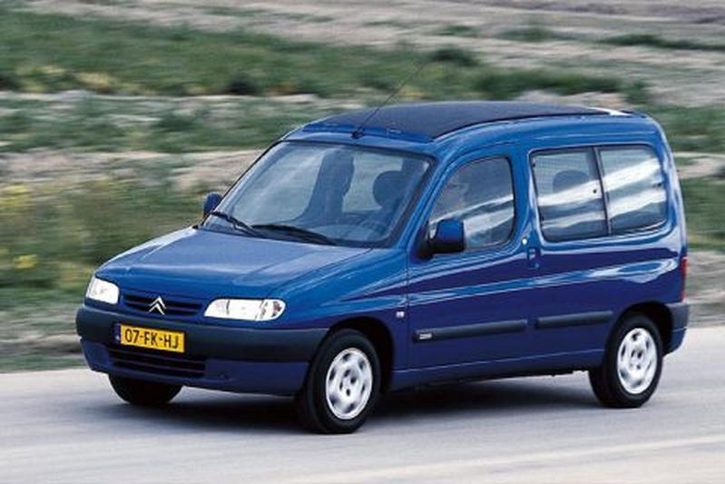 Citroen Berlingo 1.8i Multispace (2000)