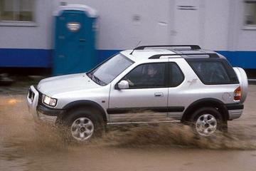 Opel Frontera RS 2.2-16V Sport (2000)