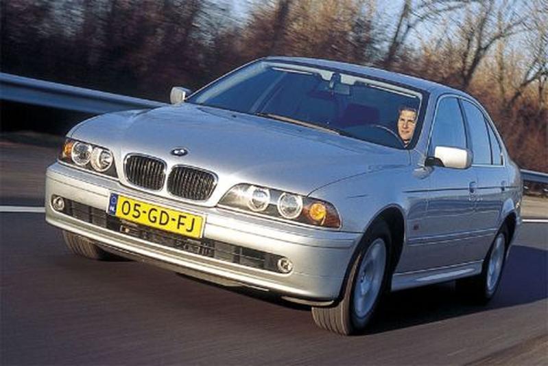 BMW 520i Executive (2001)