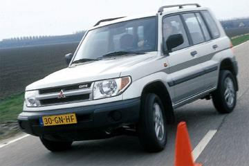Mitsubishi Pajero Pinin Long Body 2.0 GDI GLX (2001)