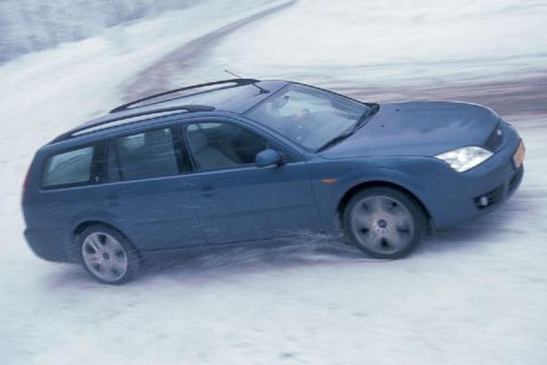 Ford Mondeo Wagon 2.0 TDCi 130pk (2002)