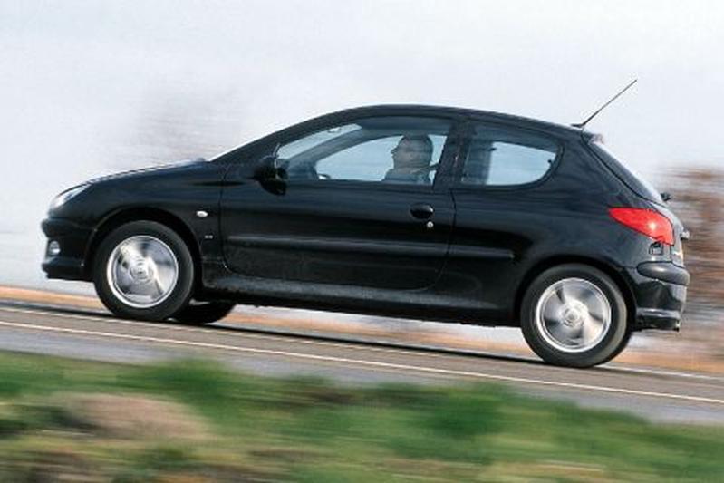 Peugeot 206 XS 2.0 HDI (2001)