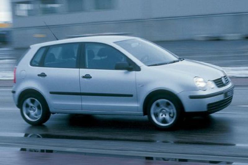 Volkswagen Polo 1.2 12V 65pk (2002)