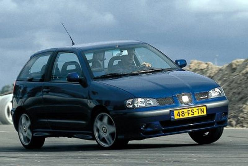 Seat Ibiza 1.8i-20VT Cupra (2001)