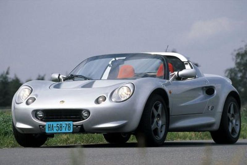Lotus Elise 160 (2000)
