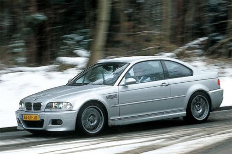 BMW M3 Coupé (2001)