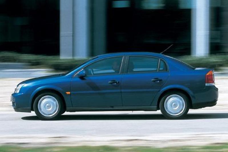 Opel Vectra 1.8 Comfort (2002)