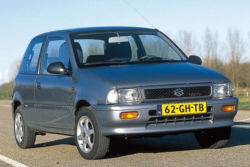 Suzuki Alto 1.0 Twist (2001)